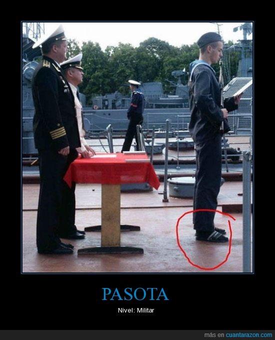 militar,sandalias