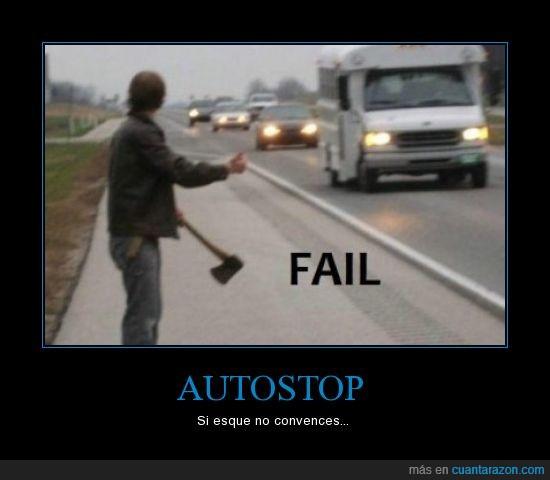 autostop,fail