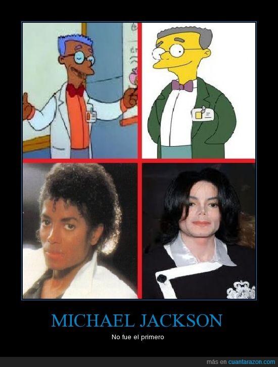 blanco,michael jackson,smithers