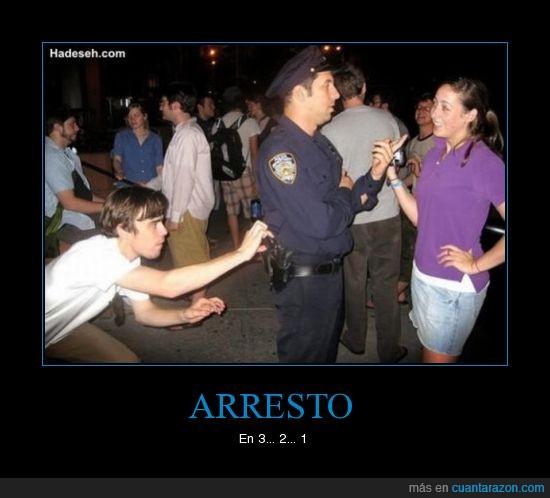 arresto,fail,policia