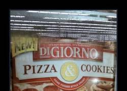 Enlace a PIZZA Y GALLETAS