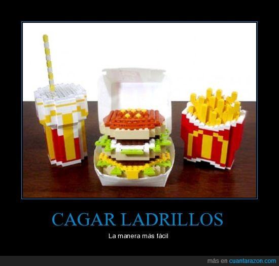 BigMac,Lego,McDonalds