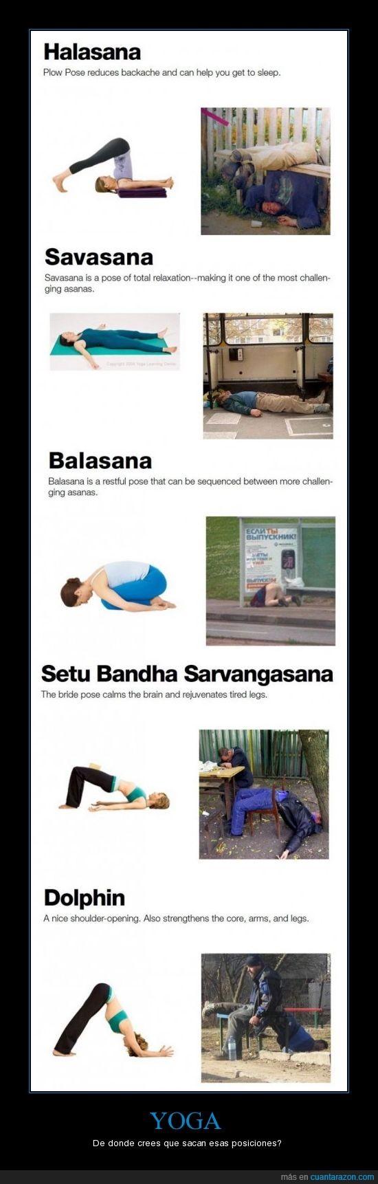 borrachos,posiciones,Yoga