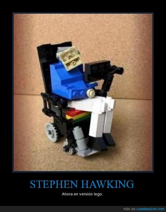 fuente,lego,lol,Stephen Hawking