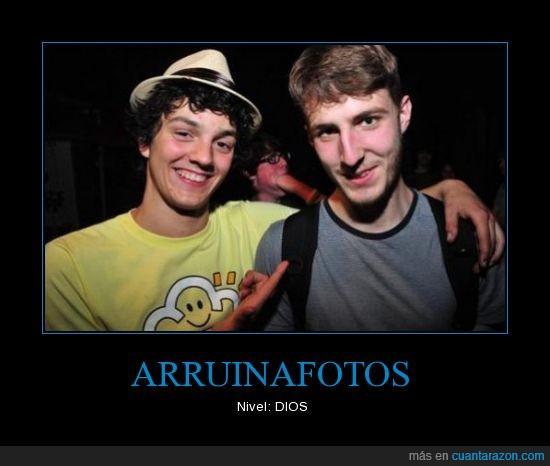 amigos,Arruinafotos