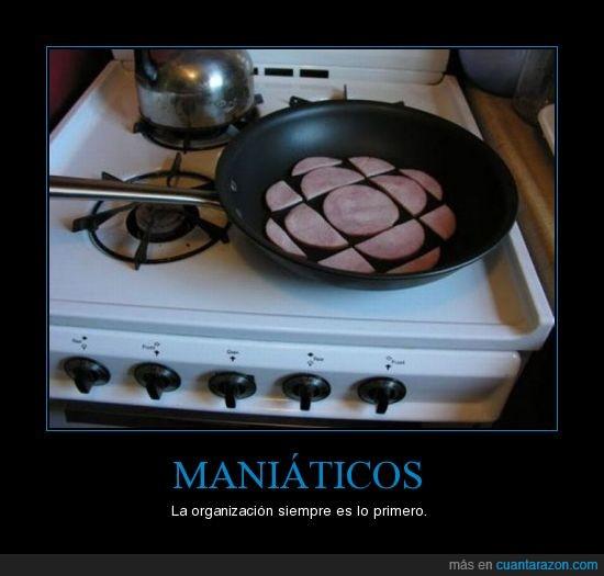 cocinar,organización