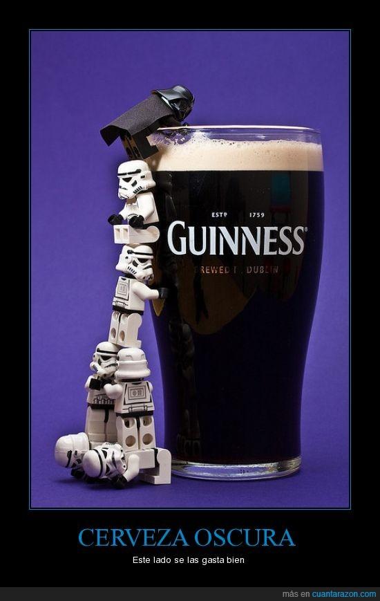 cerveza,darth vader,oscuro