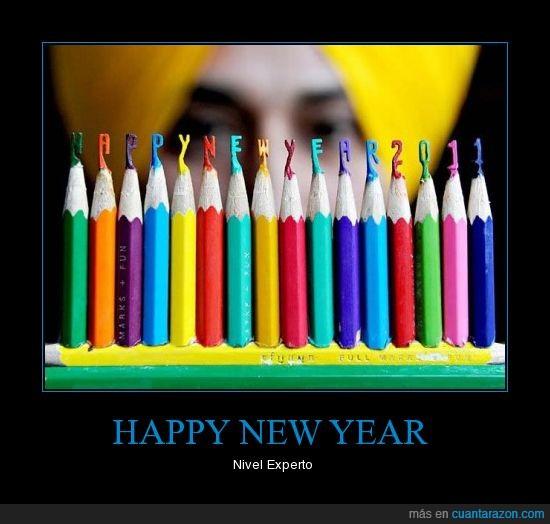 2011,feliz año nuevo,Happy New Year: 2011