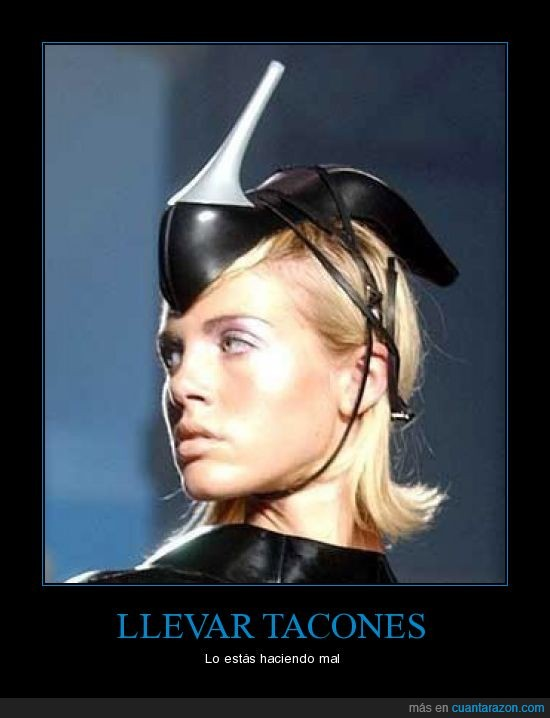 fail,tacones
