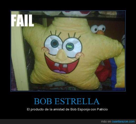 bob,esponja,estrella