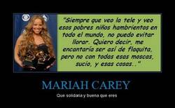 Enlace a MARIAH CAREY