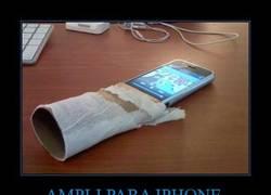 Enlace a AMPLI PARA IPHONE