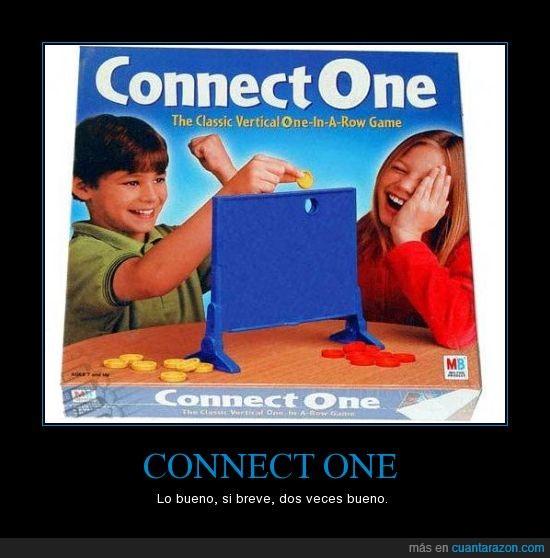 absurdo,connect,cuatro,fácil,ganar,one