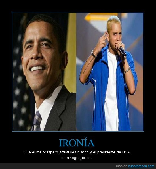 Barack,Blanco,Eminem,Negro,Obama,USA