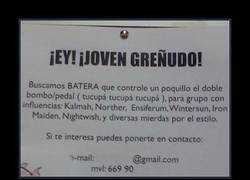 Enlace a ¡HEY JOVEN GREÑUDO!