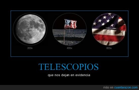 bandera,china,luna,telescopio,zoom