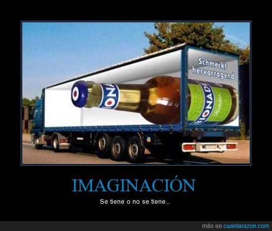 cerveza,imaginación,publicidad