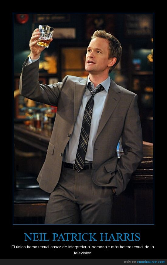barney stinson,how i met your mother,neil patrick harris