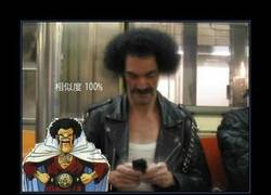 Enlace a MR. SATAN