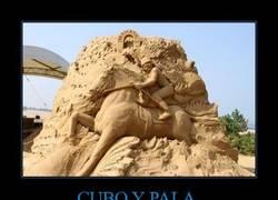 Enlace a CUBO Y PALA
