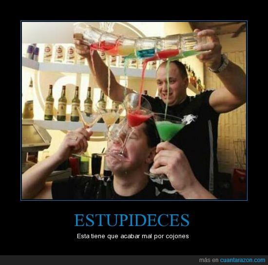 bebida,colores,copas