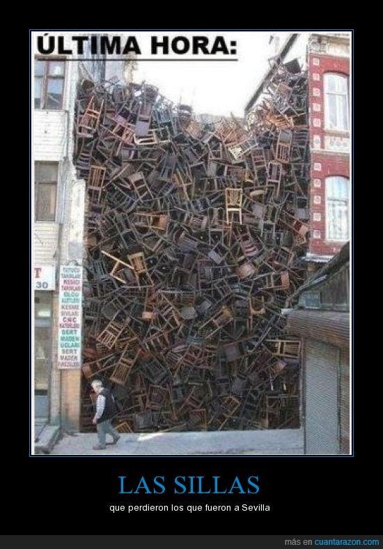 irse,sevilla,sillas