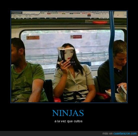 culto,ninja