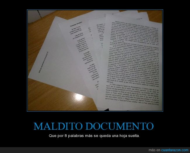 document,hoja,impresión,linea,palabras,suelta,sueltas