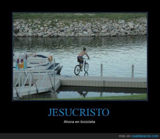bici,jesucristo