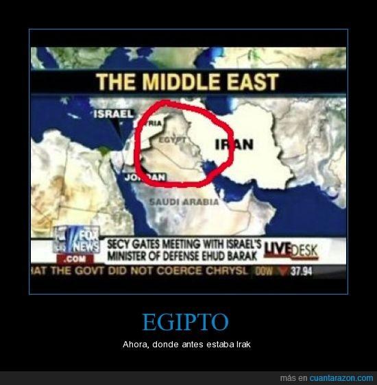 Egipto,Fail,Irak