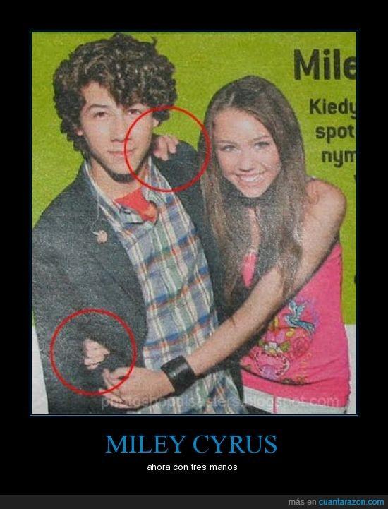 error,fenomeno,miley cyrus,nick jonas,photoshop