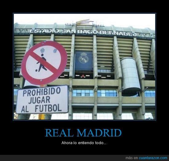 cartel,fútbol,madrid,señal