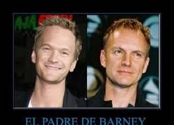 Enlace a EL PADRE DE BARNEY