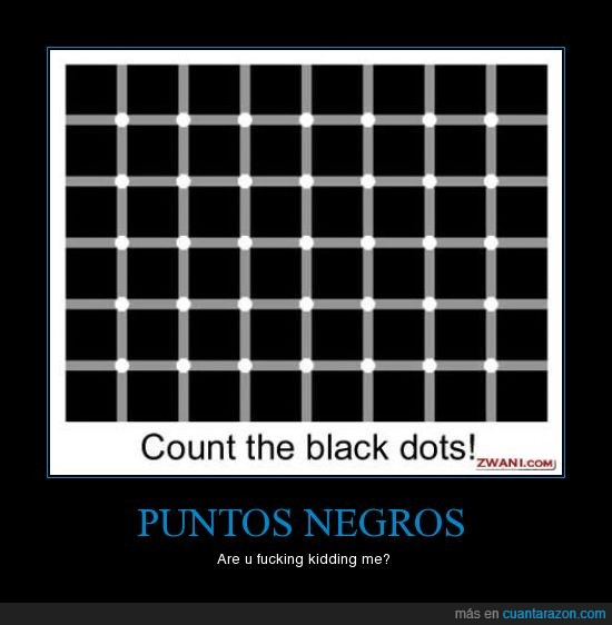 efecto,negros,puntos