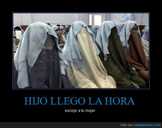 burka,mujer