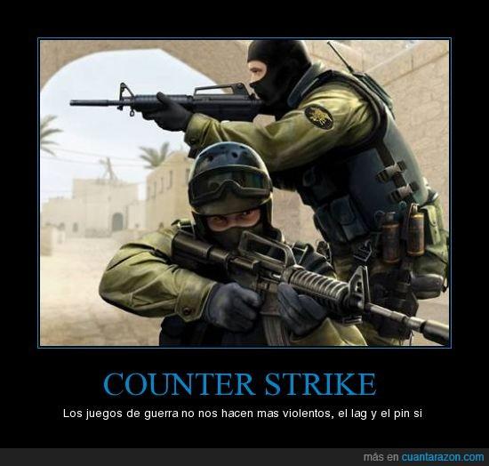 Guerra,Latencia,PC