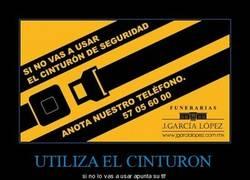 Enlace a UTILIZA EL CINTURON