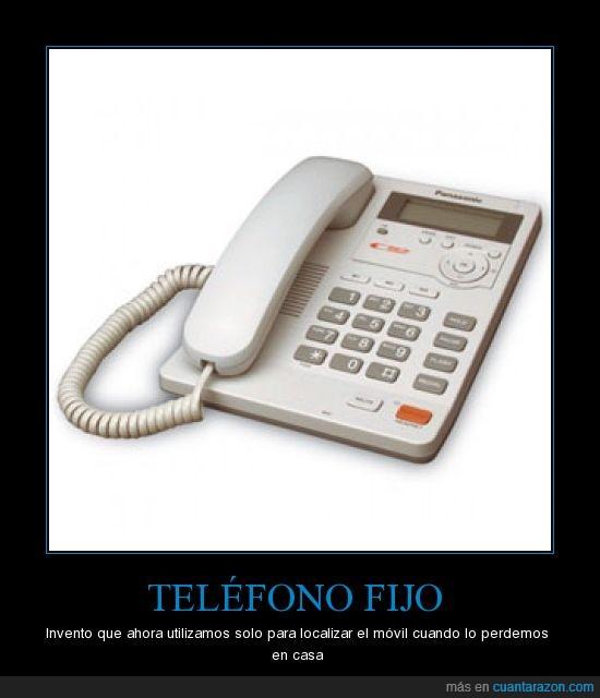 cuanta razón,teléfono,teléfono fijo,teléfono móvil