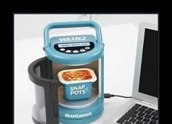 Enlace a MICROONDAS POR USB