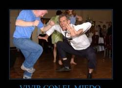 Enlace a VIVIR CON EL MIEDO