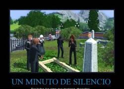 Enlace a UN MINUTO DE SILENCIO
