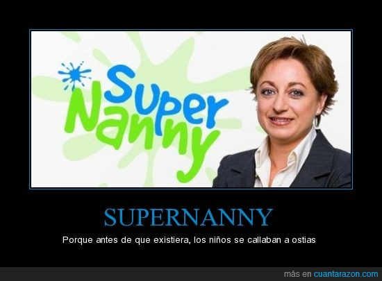 nanny,super