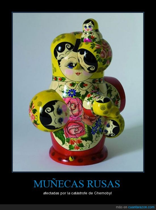 chernobyl,matrioska,muñeca rusa