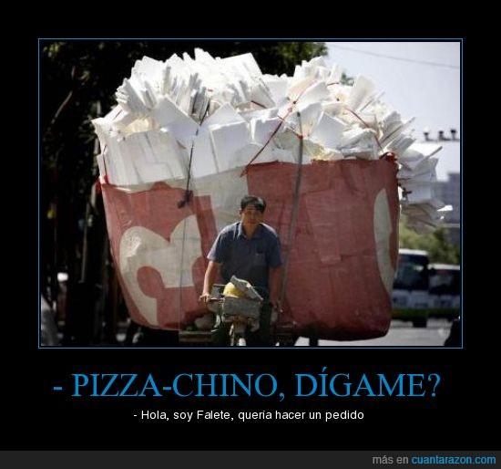 chino,encargo,falete,pizza