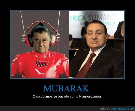 chocolate,egipto,humpa-lumpa,mubarak