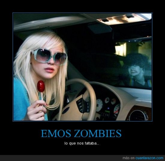 emos,rubia,zombies