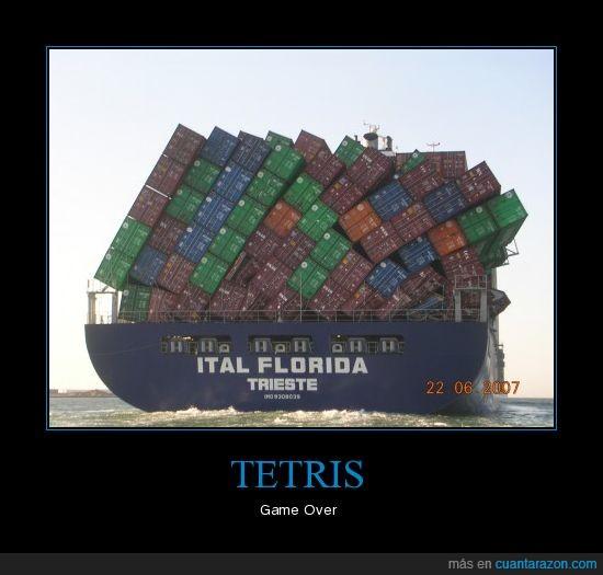 barco,juego,mar,tetris