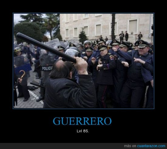 85,Guerrero,humano,Wow