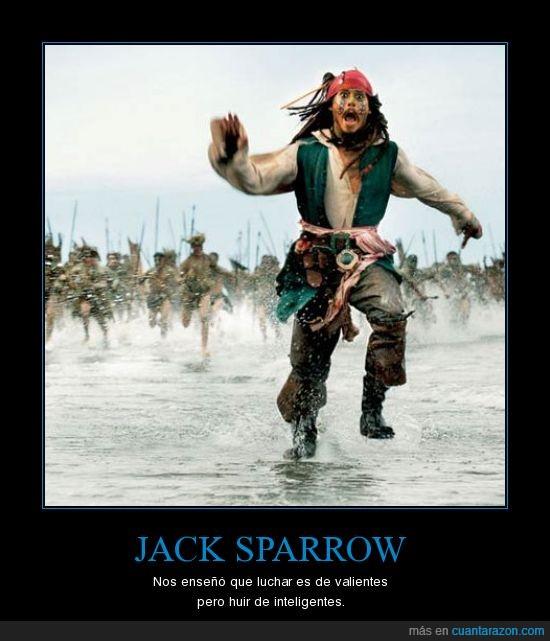 inteligencia,Jacksparrow,valientes.
