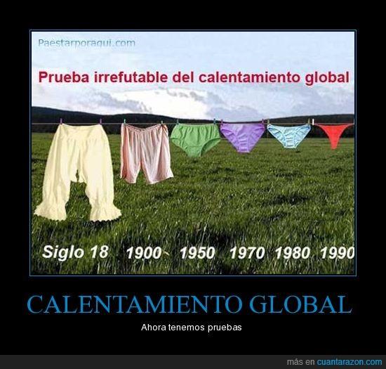 calentamiento,global